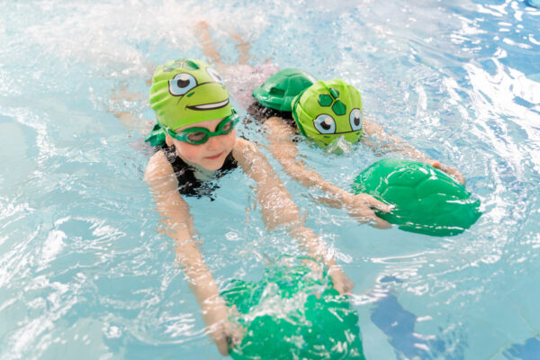 Turtle Pack Swimming Aid